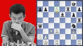 The battle of the wild men - Ding Liren vs Mamedyarov | Norway Chess 2019