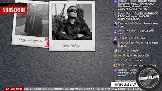 Bomb1st Live : Greg Kanding and Reggie Wright Recap 2PAC Unsolved Ep. 08