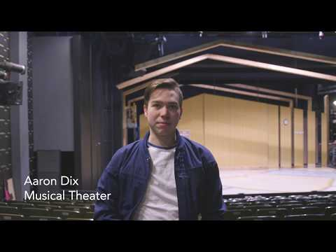 Boston Conservatory, What Did You Audition With?