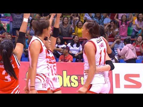 Cignal HD vs. Generika-Ayala five-set thriller | PSL All-Filipino Conference 2018