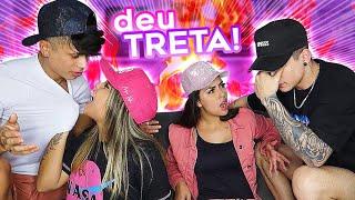 EU NUNCA *pesadão* 🔥 ft. By Pamella, Henrique Lima e Pk Almeida