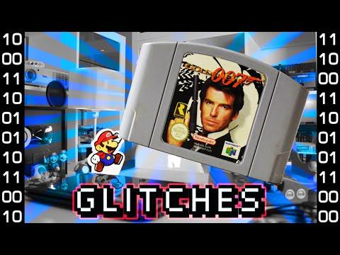 Goldeneye 007 Glitches - Cartridge Tilting and Glitches