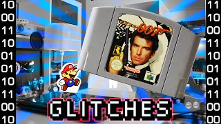 Goldeneye 007 Glitches - Cartridge Tilting and Glitches