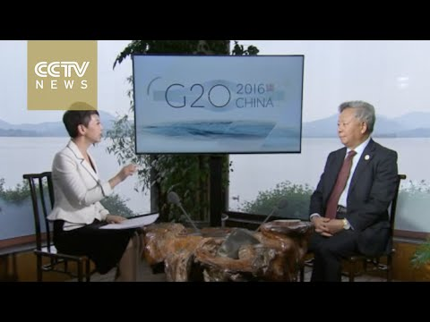 G20: Interview with Jin Liqun, President of the Asian Infrastructure Investment Bank