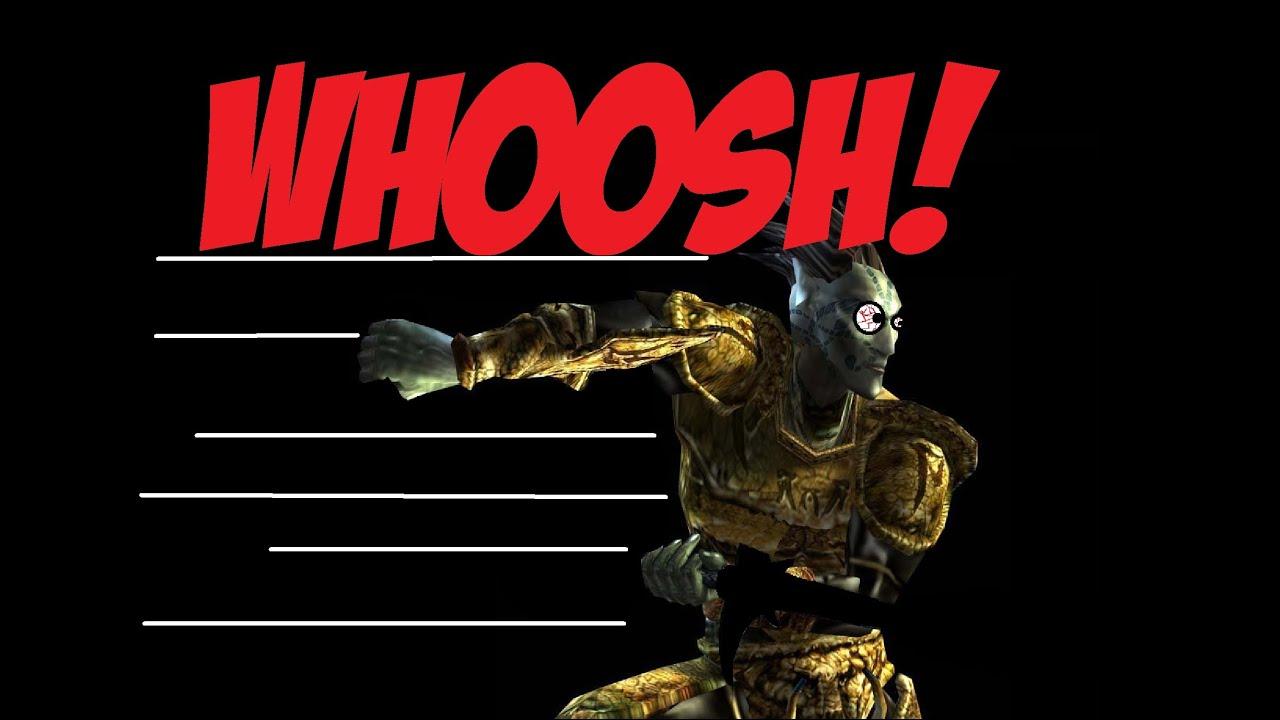 Download Morrowind Insane Speed Glitch