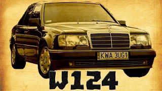 Легендарные автомобили: Mercedes-Benz W124