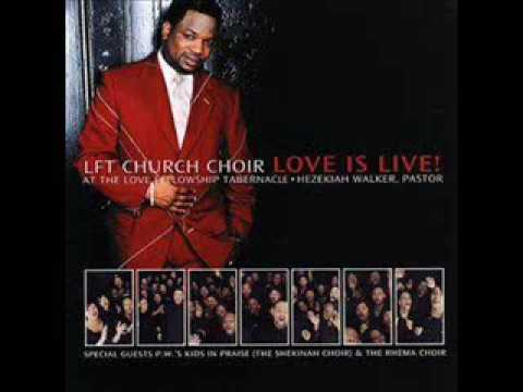 Lamb of God-Hezekiah Walker & Love Fellowship Church Choir