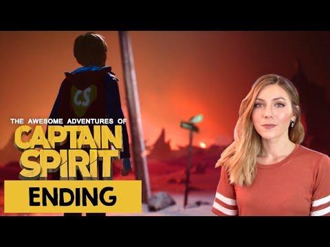 Captain Spirit ENDING | Marz Plays