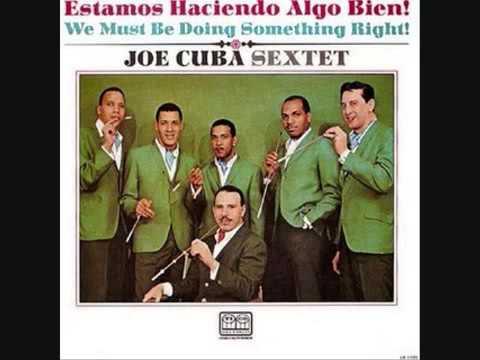JOE CUBA SEXTET   ARECIBO