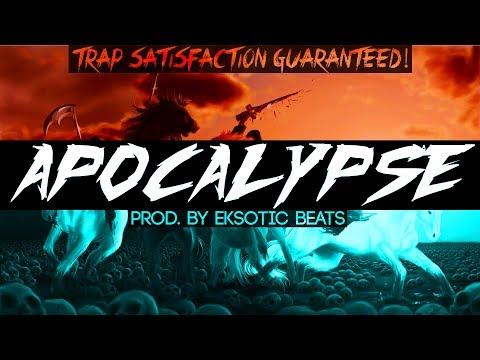 Hard Aggressive Rap Beat - Dark Trap Beat Instrumental 2018  Apocalypse By Eksotic Beats 