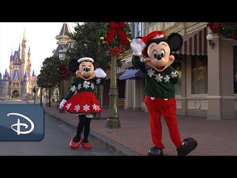 Holiday Magic is Coming to Walt Disney World Resort Starting Nov. 6