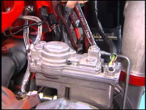 Cummins ISX CM871 EGR Part1 - YouTube