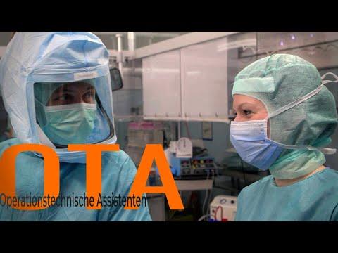 OTA - Operationstechnische Assistenten | Ausbildung | Beruf