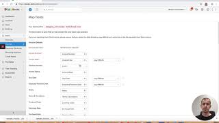 Import Data to Zoho Books Invoices