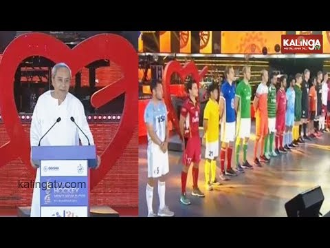 Odisha CM Naveen Patnaik declares Odisha Men's Hockey World Cup-2018 open