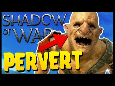 HUGE NEW UPDATE CHANGES GAME | Shadow of War - Funny Moments Gameplay