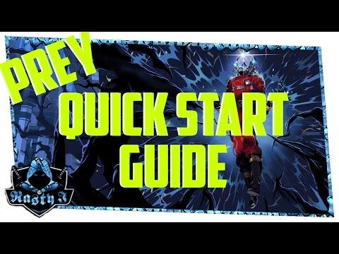 Prey: Quick Start Guide - Safe Codes, Hidden Safes, Hidden paths + More