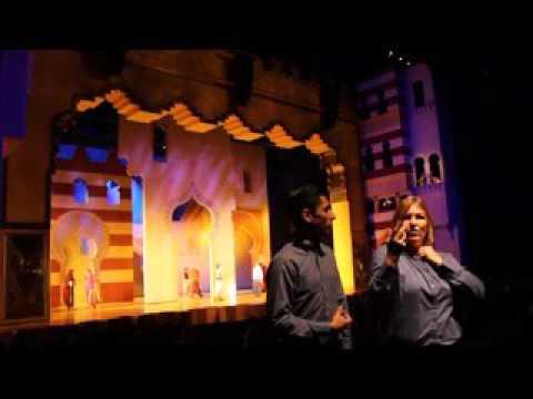 Aladdin A Musical Spectacular Last ASL Performance