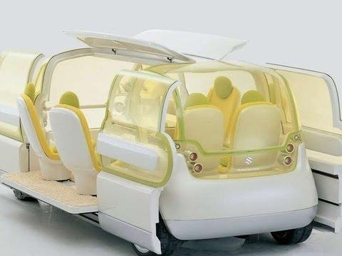 #1737. Suzuki mobile terrace 2003 (Prototype Car)