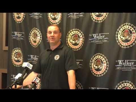 Muskegon Lumberjacks promote video coach to head coach