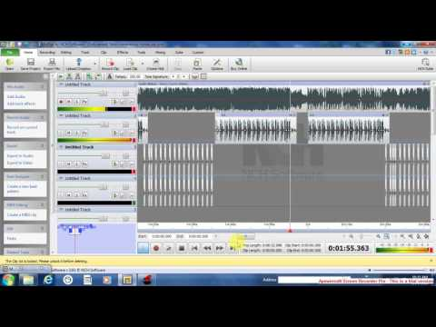 Justin Bieber - sorry (mixpad by NCH) d(-.-)b