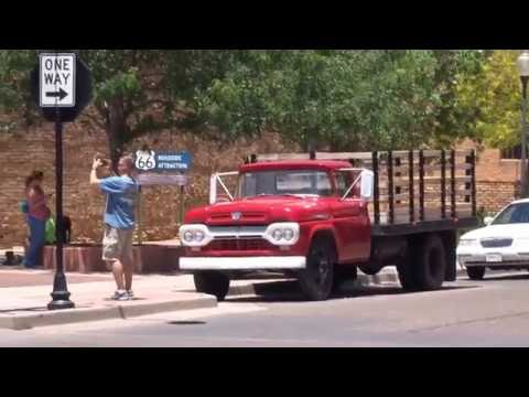 Four Corners #2: Standing On The Corner In Winslow Arizona 2016-06-03