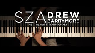 SZA - Drew Barrymore | The Theorist Piano Cover