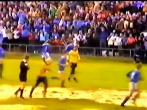 Finale  jr. NM  fotball 1983 - Mosjøen - Moss 2-3