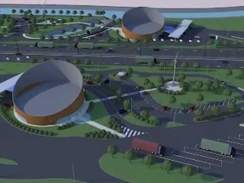 Cameroun  Autoroute Yaoundé Nsimalen: Sept échangeurs prévus
