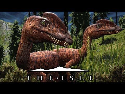 The Isle - Stürmische Zeiten stehen bevor & die Jagd auf Dinosaurier! | LP The Isle Deutsch