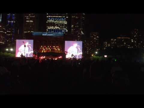 Blink 182 - Dumpweed @ Lollapalooza 2017 Grant Park Chicago
