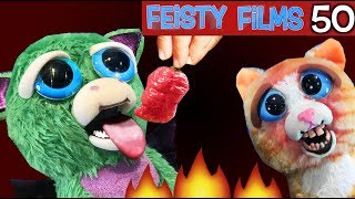 Feisty Hot Pepper Challenge! (Feisty Films Ep. 50)