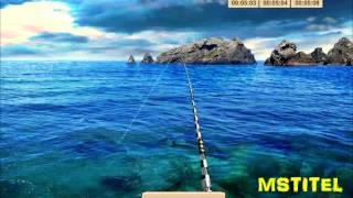 """100 уровень. Игра -""""На рыбалку"""".."""