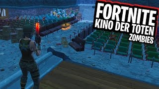 KINO DER TOTEN NAGEMAAKT! - Fortnite Creative Mini-game (Nederlands)