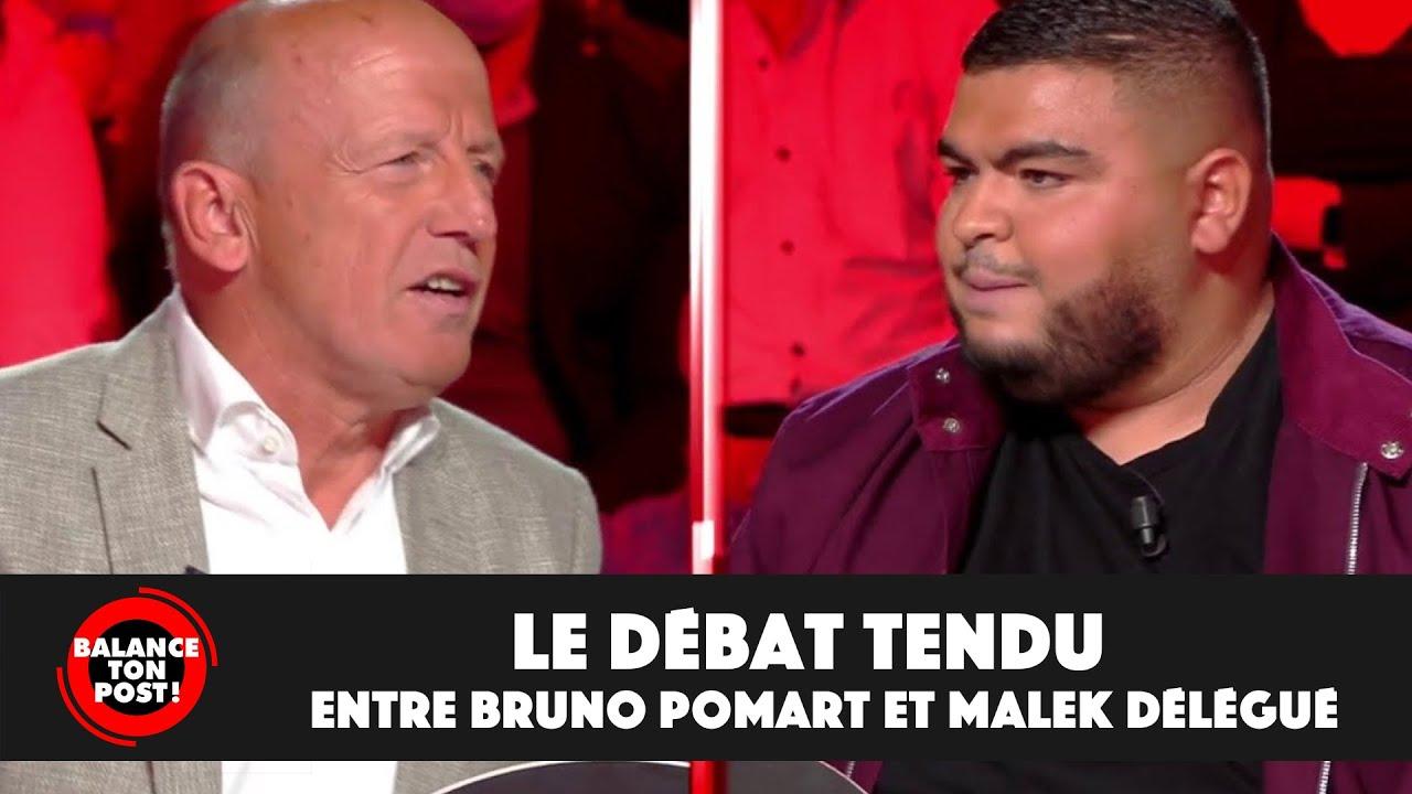 Replay TPMP : Le débat tendu entre Bruno Pomart et Malek Délégué sur la chasse