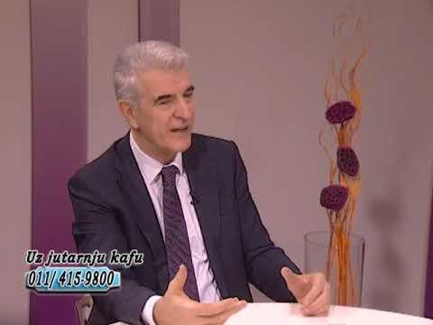 EMISIJA UZ JUTARNJU KAFU 15.02.2019. BORIVOJE BOROVIĆ