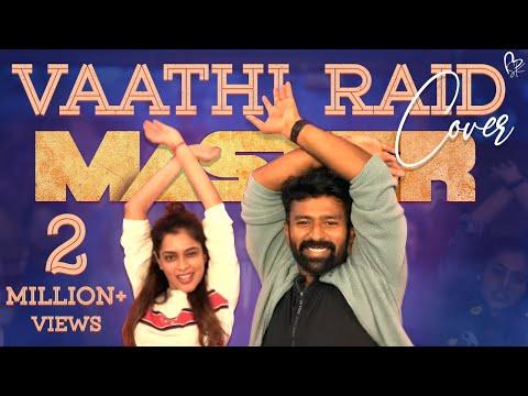 Vaathi Raid Cover Ft. Shanthnu, Kiki | Master | Thalapathy Vijay | Kikis Dance Studio | Master Songs