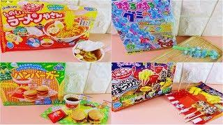 Japanese DIY candy kit Popin Cookin compilation #01