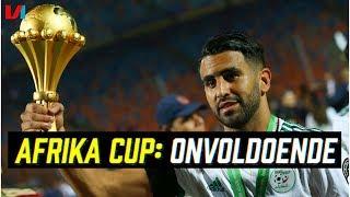 De Finale Van De Afrika Cup Kun Je Samenvatten in 10 Seconden!