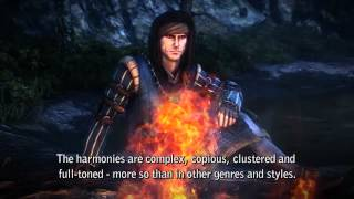 Elaine Ettariel - The Choir in The Witcher 2 Enhanced Edition - Making of