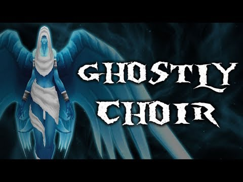 Ghostly Choral Music From World Of Warcraft