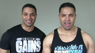recommended supplement dosages to improve gains   hodgetwins