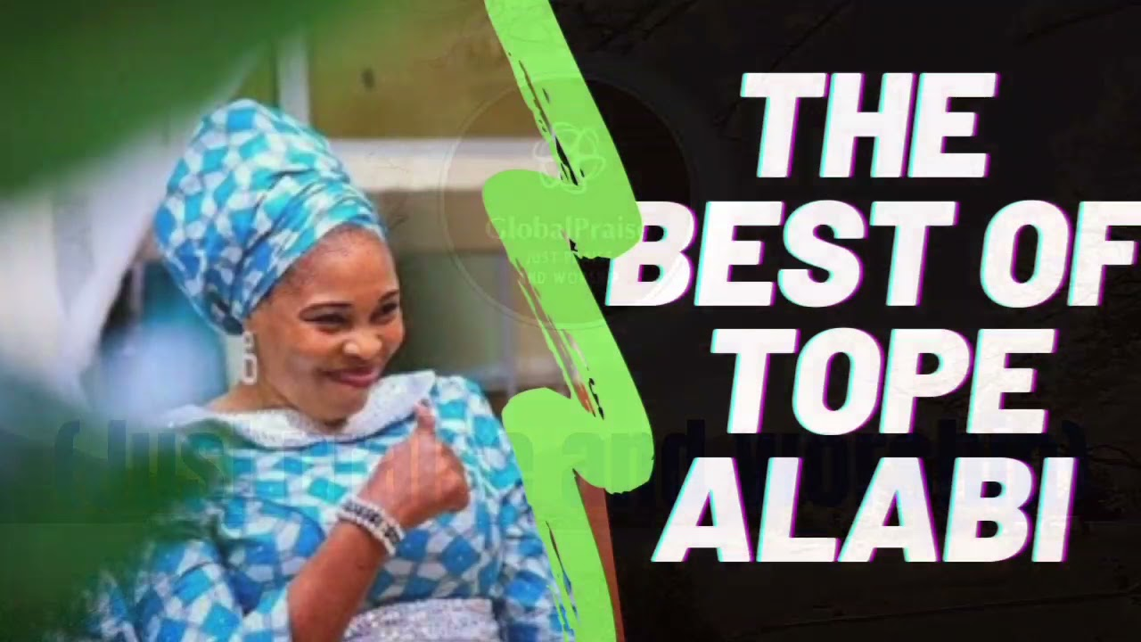 Download The best of Tope Alabi    Praise Moment with Tope Alabi.