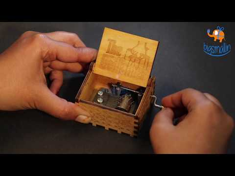 The GodFather Music Box | GodFather Theme Song Music | Bigsmall