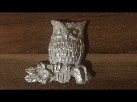 DIY Precious Metal Clay (PMC) making SILVER Art Clay