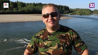 Ловля щуки, головеня та марени на річці Тиса в селі Тисобикень (с. Бобове)