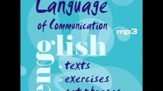 английский язык общения mp3, English language mp3