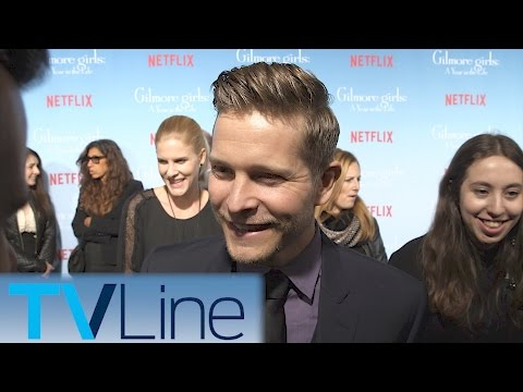 Matt Czuchry  |  Gilmore Girls Red Carpet Premiere Interview  |  TVLIne