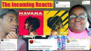 Video CAMILA CABELLO HAVANA FEAT. YOUNG THUG & OMG FEAT. QUAVO | REACTION! download MP3, 3GP, MP4, WEBM, AVI, FLV Februari 2018
