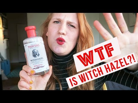 Thayers Witch Hazel - Honest Review!